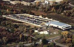 Kensington Motors, Inc. - Aerial View