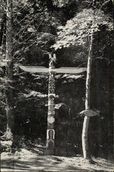 Camp Miniwanca, American Youth Foundation - Totem Pole
