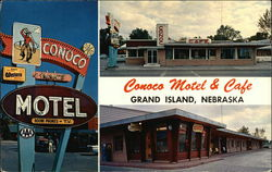 Conoco Motel and Cafe