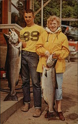 Washington Salmon
