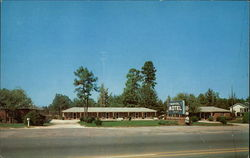 Royal Motel Postcard