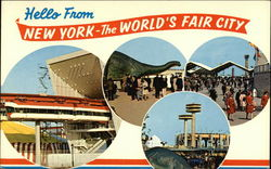Hello from New York - The World's Fair City