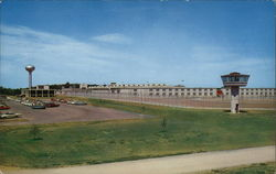 United States Penitentiary Postcard
