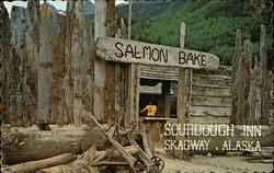 Sourdough Inn - Salmon Bake