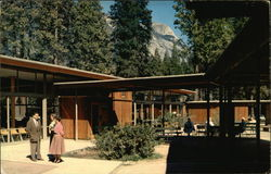 Yosemite Lodge, Yosemite National Park