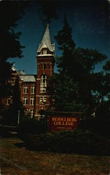 College Hall, Heidelberg College