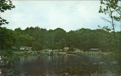View of Homes on Lake McCoy