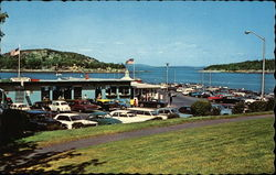 Frenchman's Bay Pier, Bar Harbor, Maine