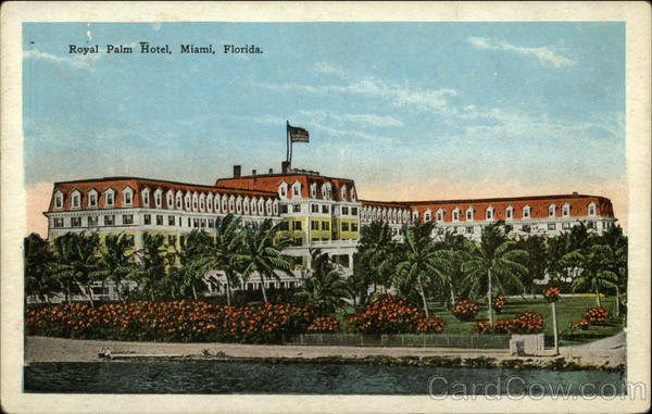 Royal Palm Hotel Miami Florida
