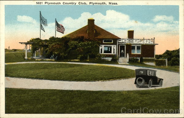 Plymouth Country Club, Plymouth, Mass Massachusetts