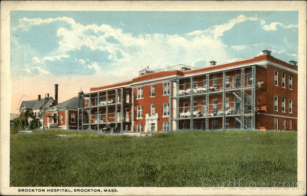 Brockton Hospital Massachusetts