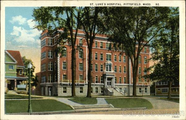 St Luke S Hospital Pittsfield Ma