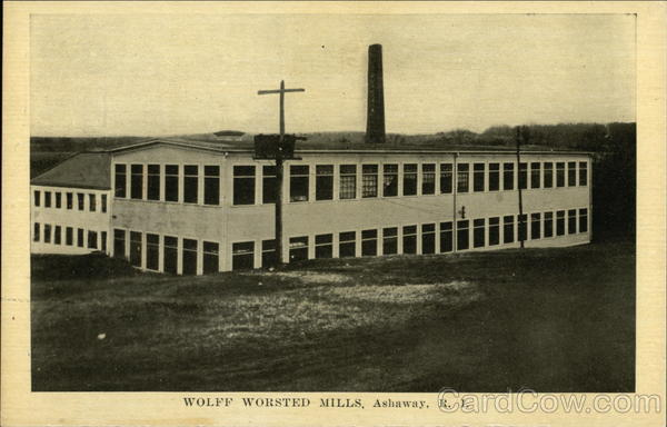 Wolff Worsted Mills