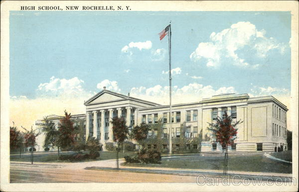High School New Rochelle New York