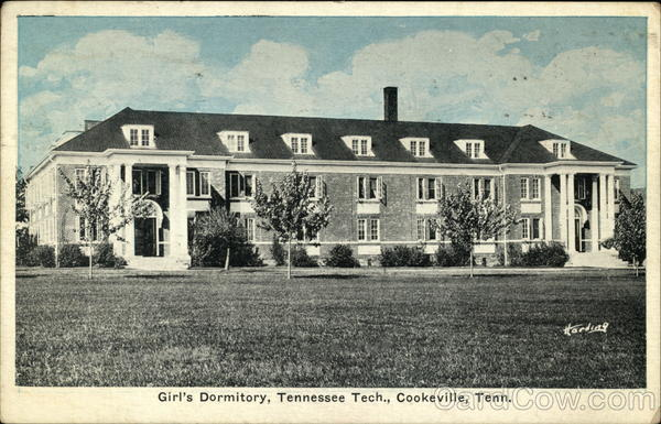 Girl's Dormitory at Tennessee Tech Cookeville
