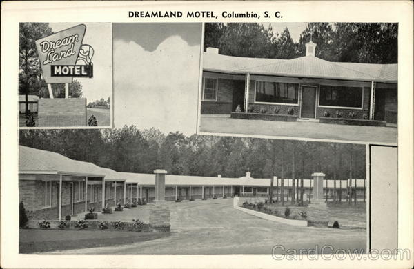 Dreamland Motel Columbia South Carolina