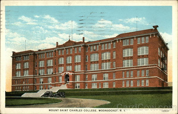 Mount Saint Charles College Woonsocket Rhode Island