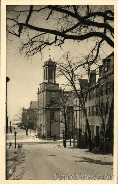 Charles Street AME Church, 1807 Boston Massachusetts