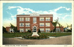 Junior College, Miami, Oklahoma