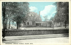 Residence, Lincoln Avenue