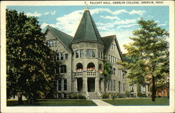 Oberlin College - Talcott Hall