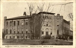 Oberlin College - Severance Chemical Laboratory
