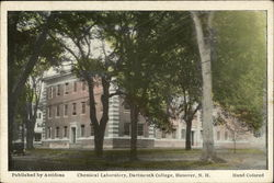 Dartmouth College - Chemical Laboratory