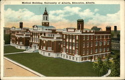 University of Alberta - Medical Building