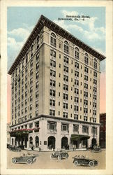 Street View of Savannah Hotel