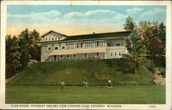 Club House, Petoskey and Bay View Country Club