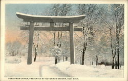 Torii From Japan