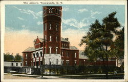 Street View of The Armory