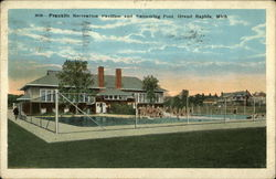 Franklin Recreation Pavillion and Swimming Pool, Grand Rapids, Mich