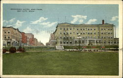 Wenonah Hotel and Park, Bay City, Mich