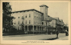 The Park Place Hotel, Traverse City, Mich