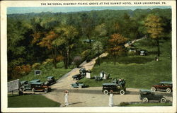 The National Highway Picnic Grove at the Summit Hotel