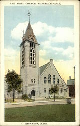 The First Church, Congregational