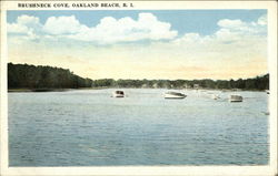 Brushneck Cove Postcard