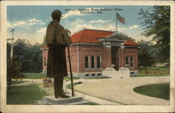 Library, Indiana State Soldiers Home