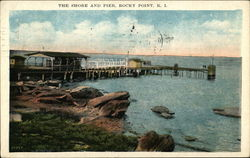 The Shore and Pier