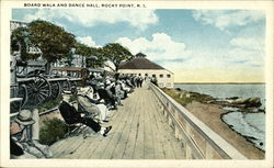 Boardwalk and Dance Hall