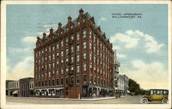 Street View of Hotel Updegraff
