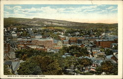 Bird's Eye View of Meriden