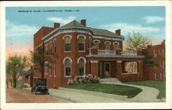 Woman's Club, Clarksville, Tenn