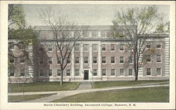 Dartmouth College - Steele Chemistry Building