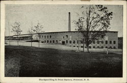 The Spaulding & Frost Factory