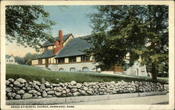 Grace Episcopal Church Postcard
