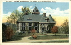 Talcott Library, Northfield Seminary