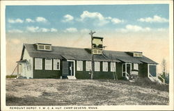 Remount Depot YMCA Hut