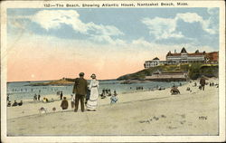 The Beach showing Atlantic House